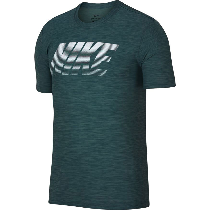 Nike Herren Trainingsshirt Breathe Top SS Dry G...
