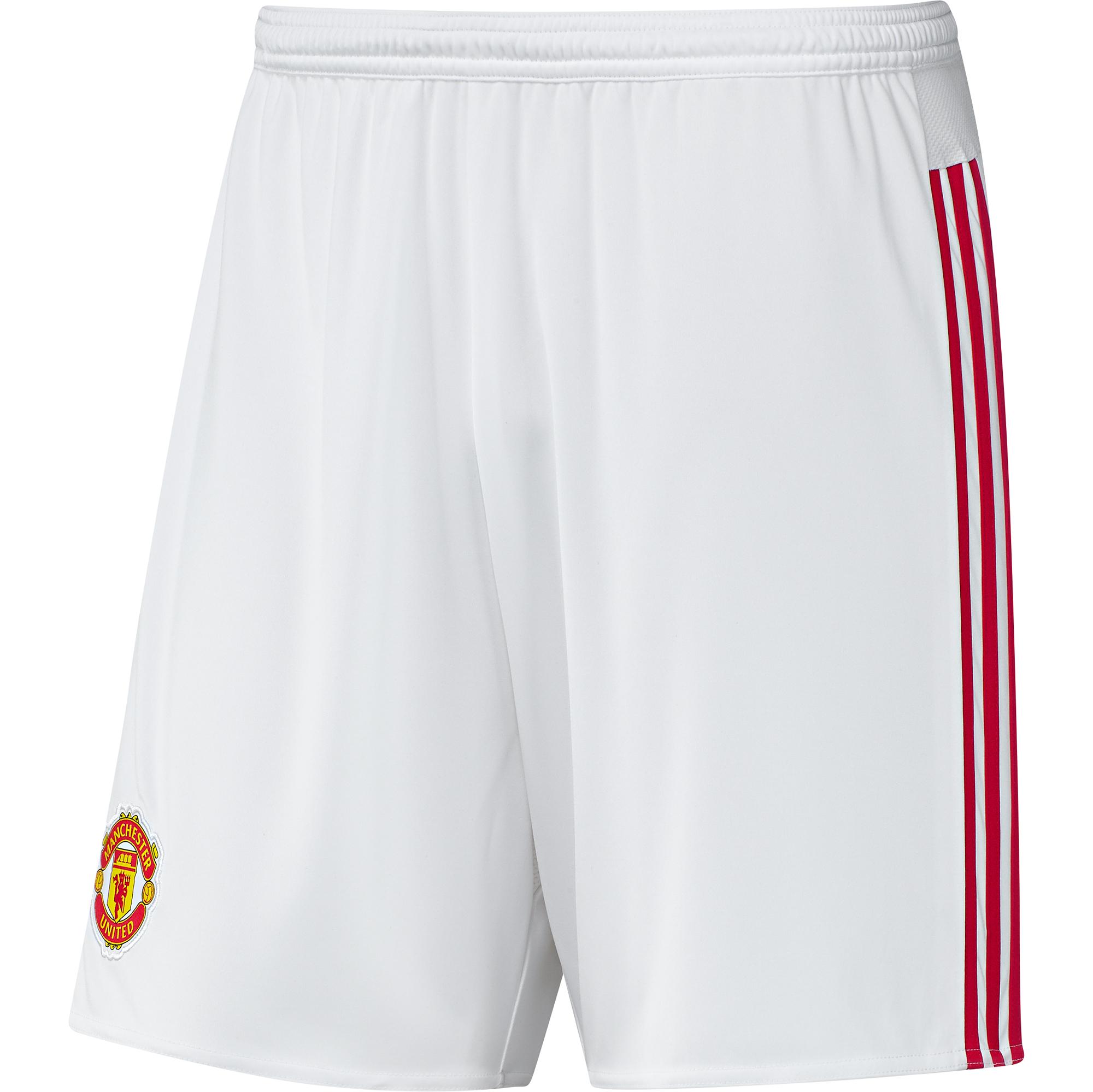adidas Herren Manchester United Home Short 2015/16 AC1420 XXL