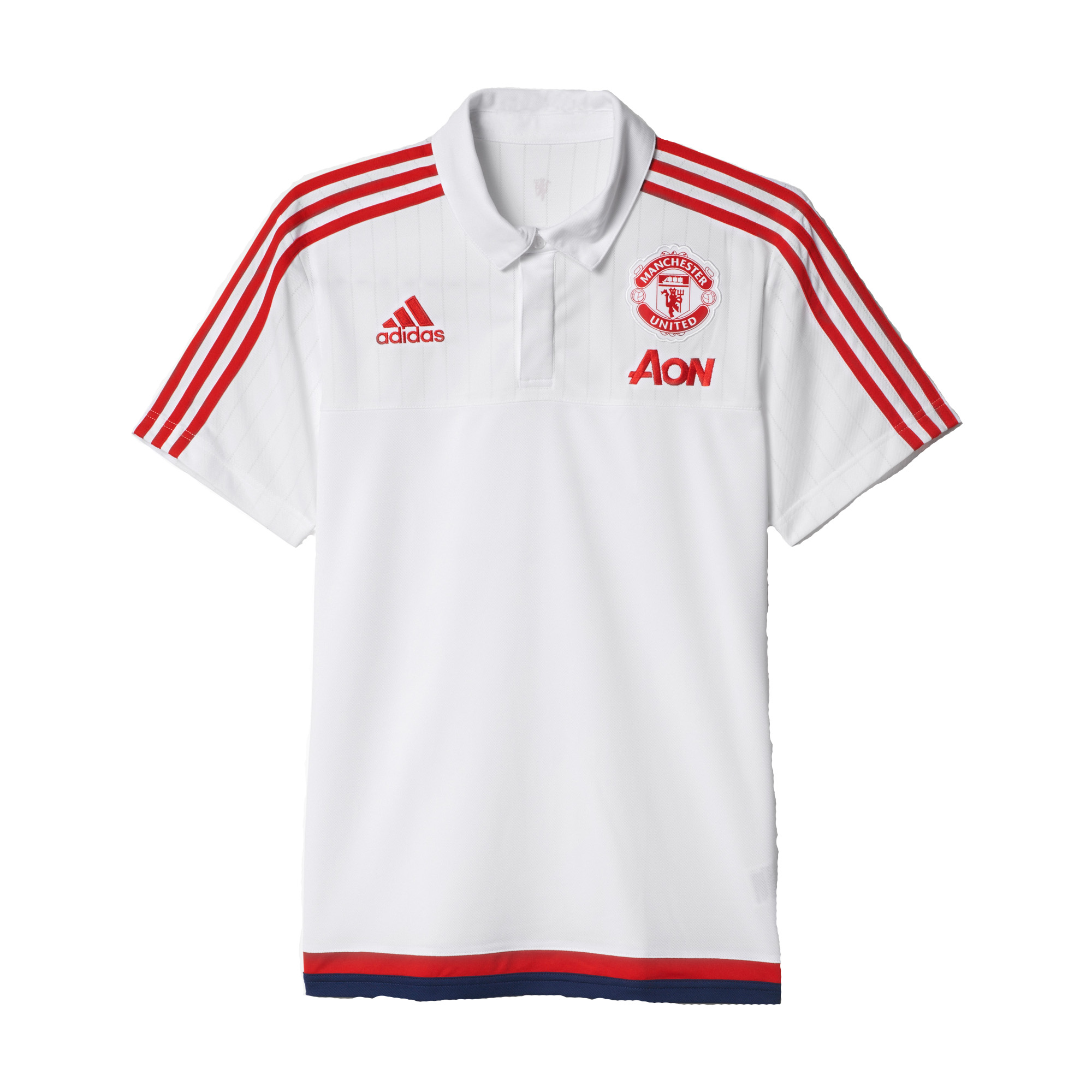 adidas Herren Manchester United Trainings Polo 2015/16 AI7354 XXL