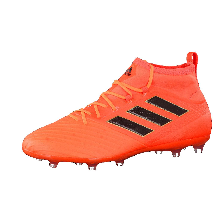 adidas Kinder Fussballschuhe Conquisto II FG Solar Red/Silver Met./Core Black 38 2/3 RvS6WwRm