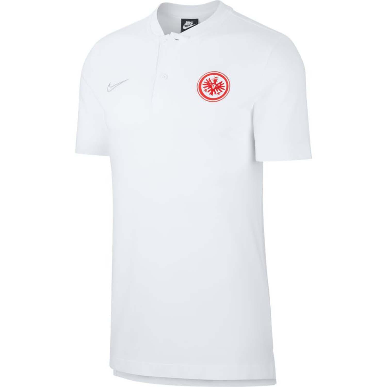 Nike Herren Eintracht Frankfurt Poloshirt Modern GSP AUT AT4338-100 S