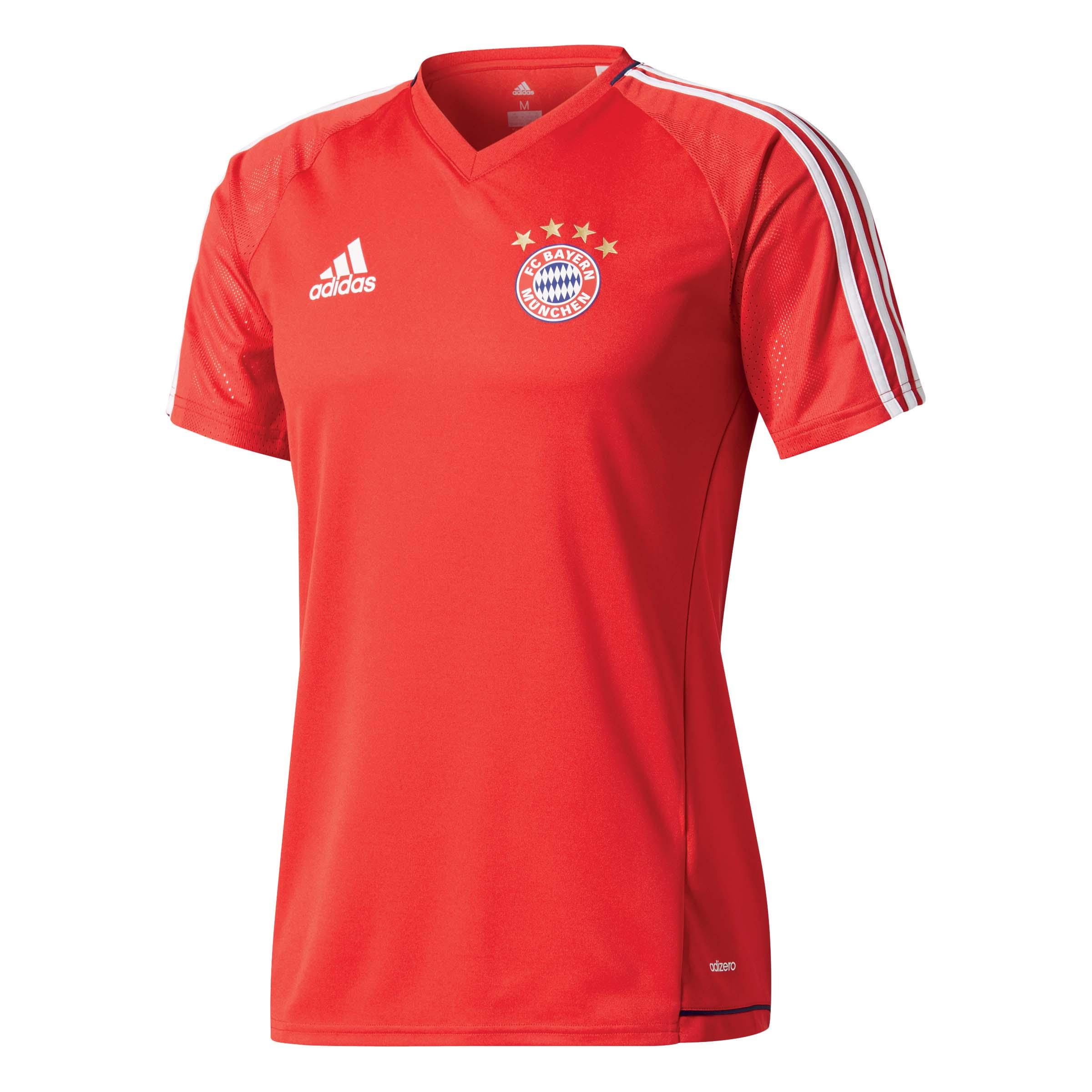adidas Herren FC Bayern München Training Trikot 17/18 BQ2459 XXL