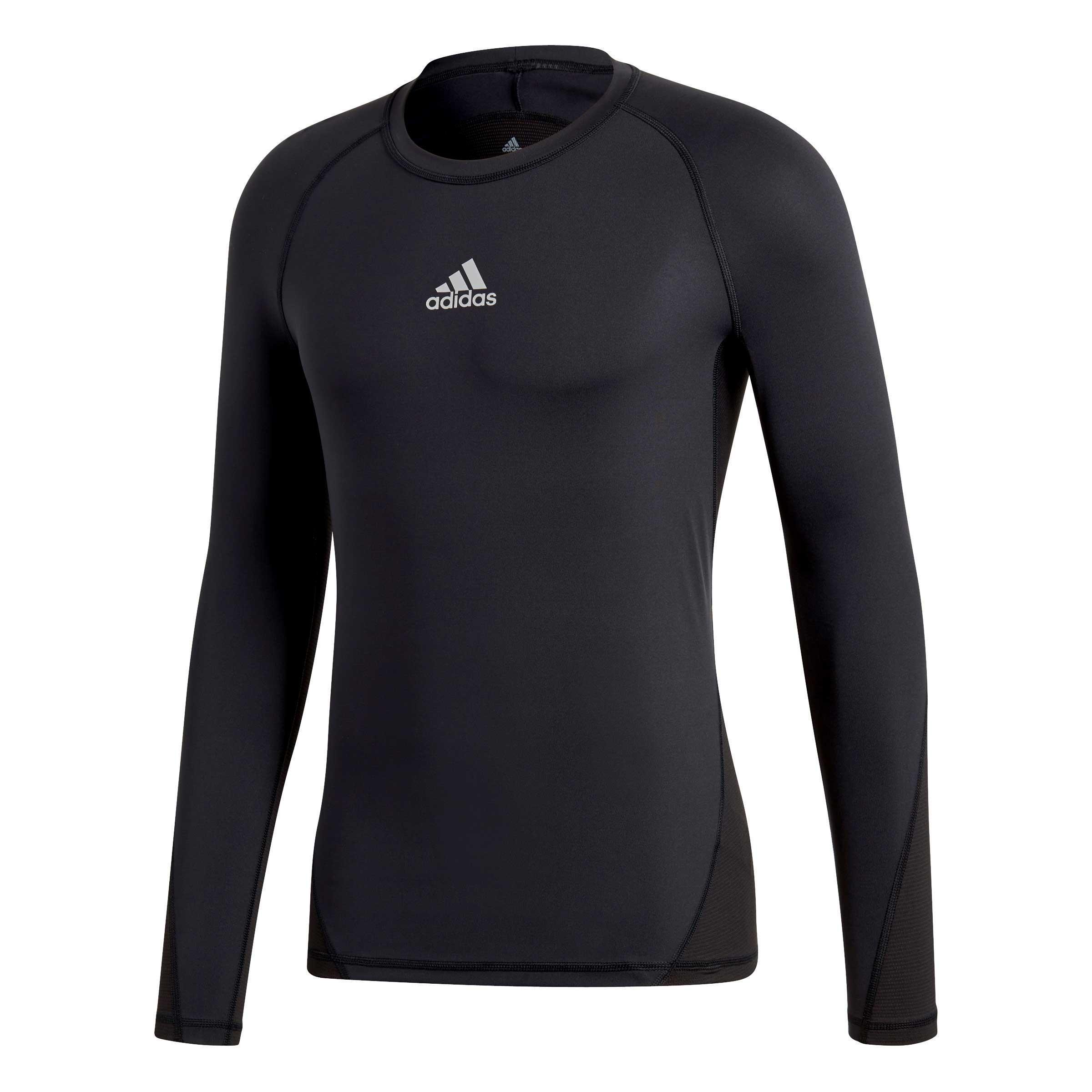 adidas Herren Langarm Shirt ALPHASKIN TECHFIT CW9486 M
