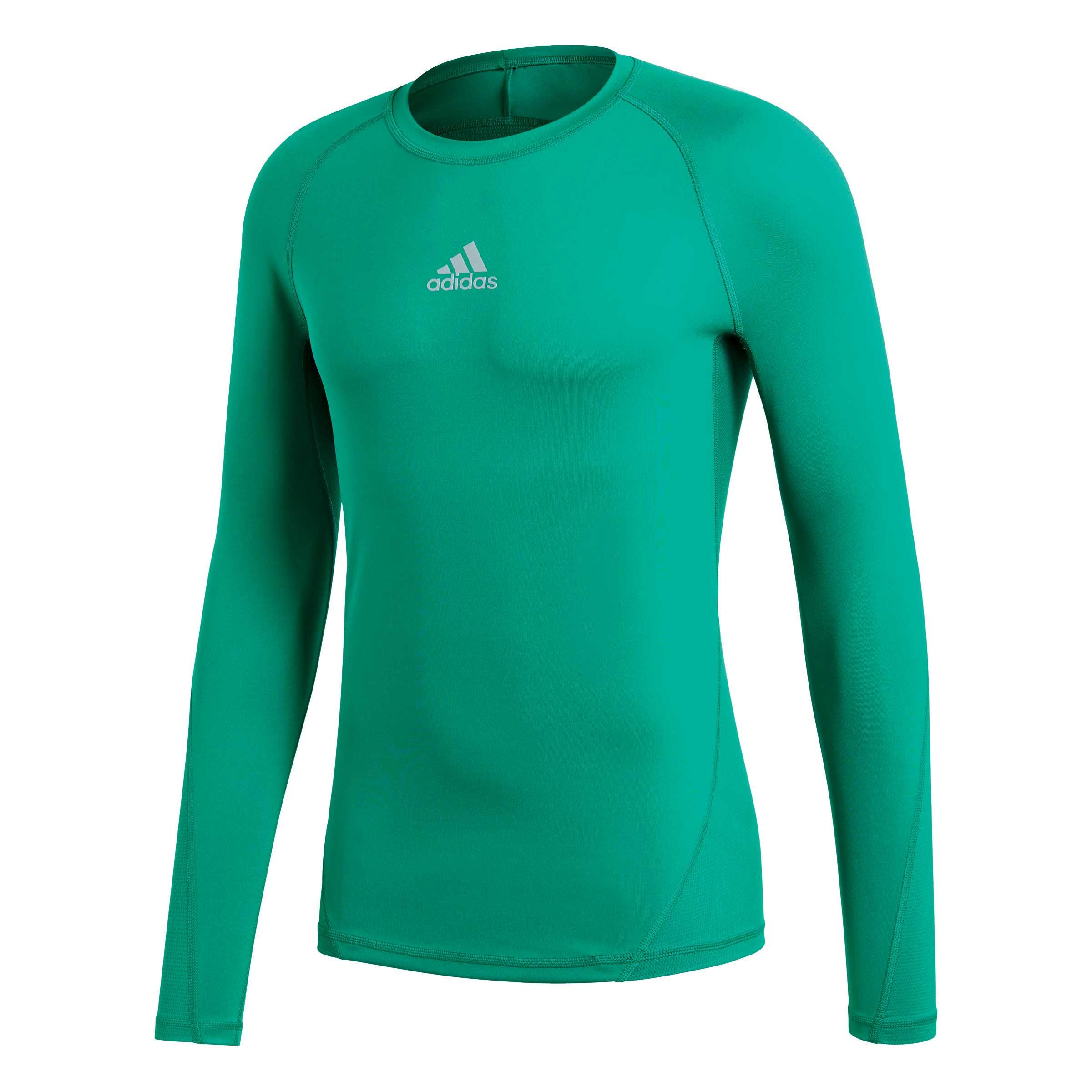 c74309fd785eb adidas Herren Langarm Shirt ALPHASKIN TECHFIT CW9504 S