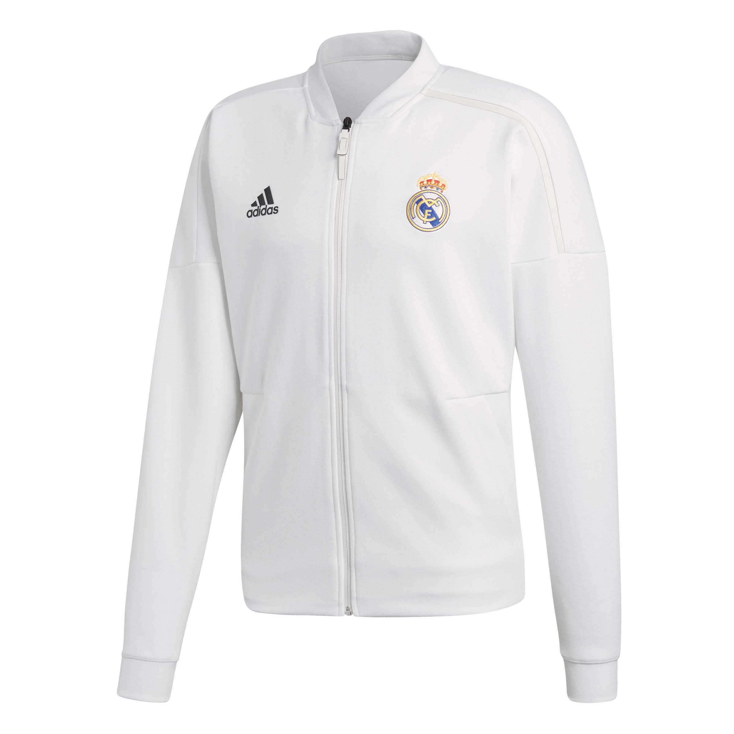 adidas Herren Real Madrid Jacke ZNE Jacket Knit...
