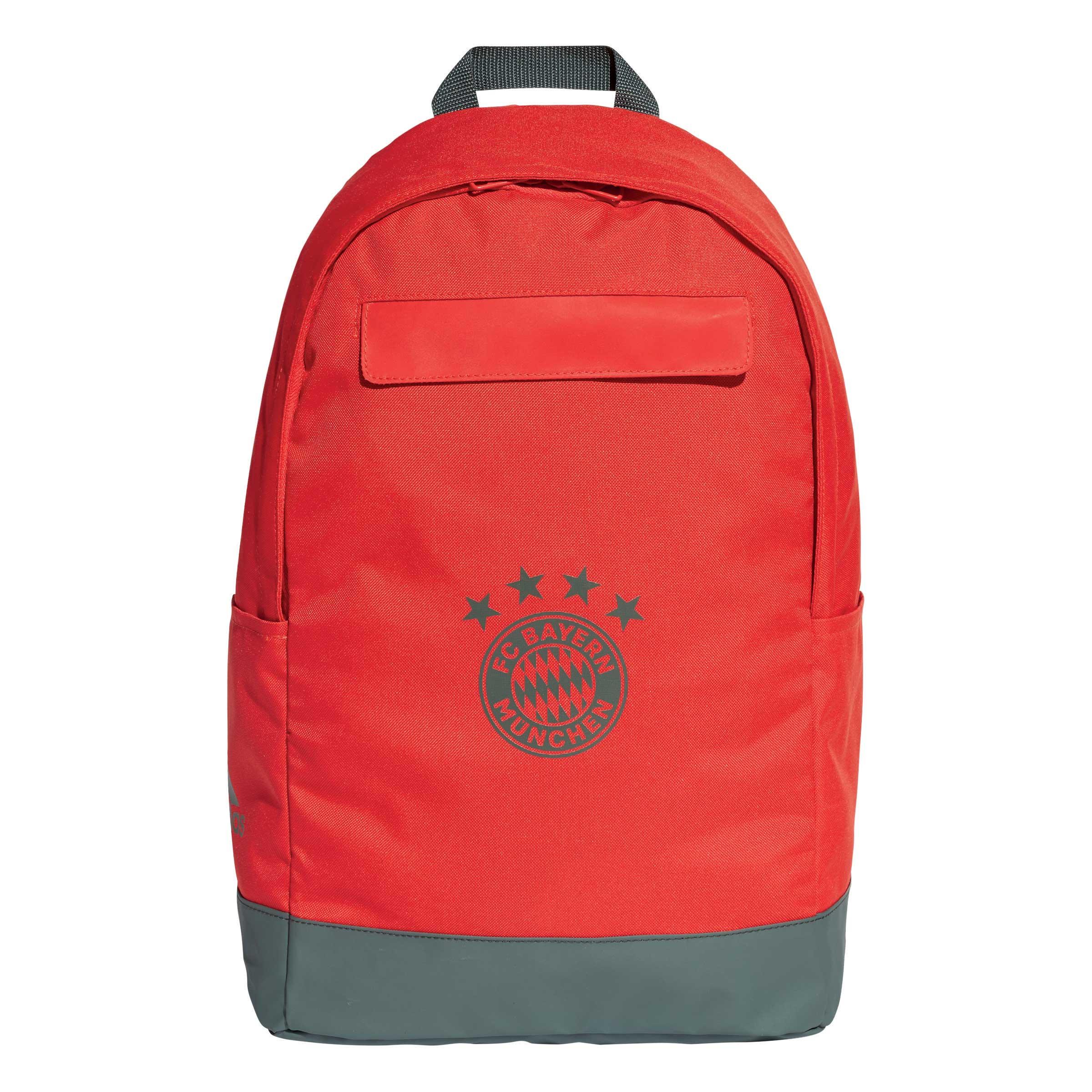 adidas FC Bayern München Rucksack Backpack 2018...