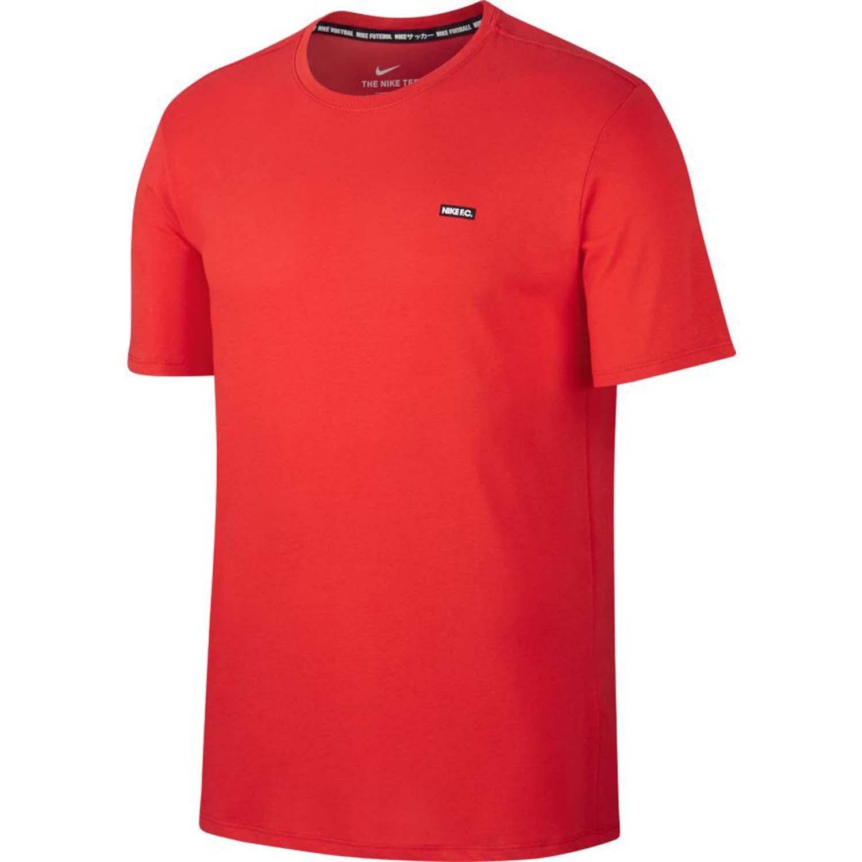 Nike Herren T-Shirt Nike F.C. Dry Tee Small Block AH9657-696 M