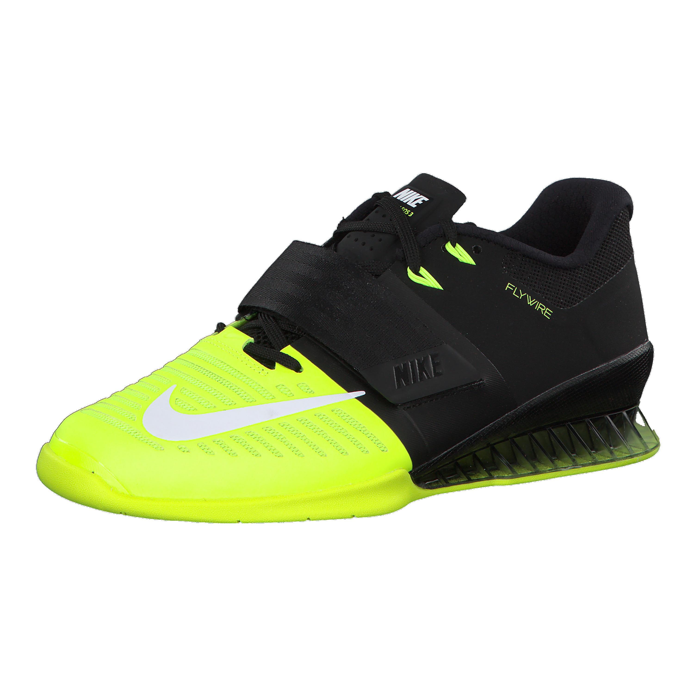 Nike Herren Gewichtheberschuhe Romaleos 3 Training Shoe 852933-007 45.5