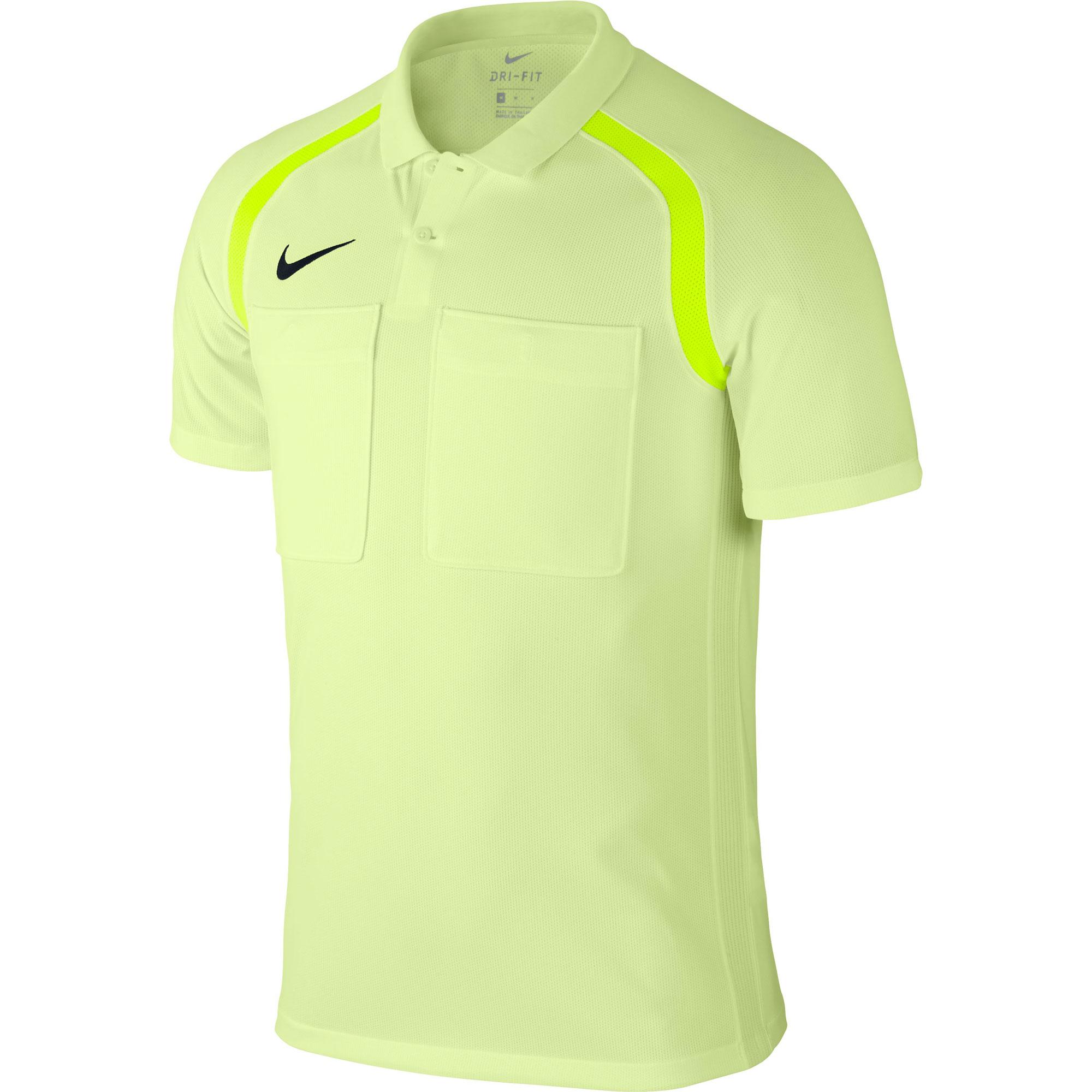 Nike Herren Schiedsrichter Trikot Team Referee Jersey 807703-701 XXL