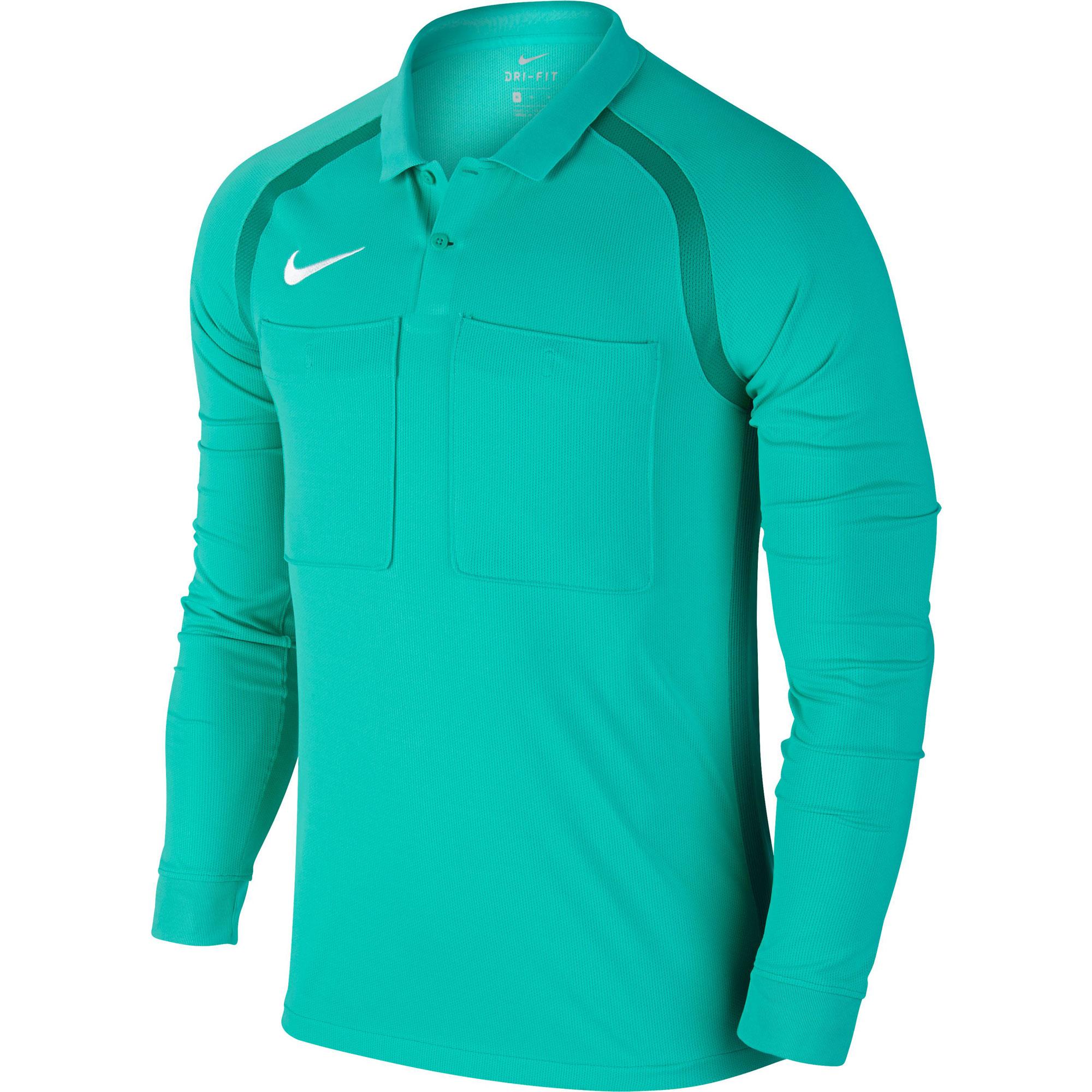 Nike Herren Schiedsrichter Langarm Trikot Team Referee Jersey 807704-317 XL