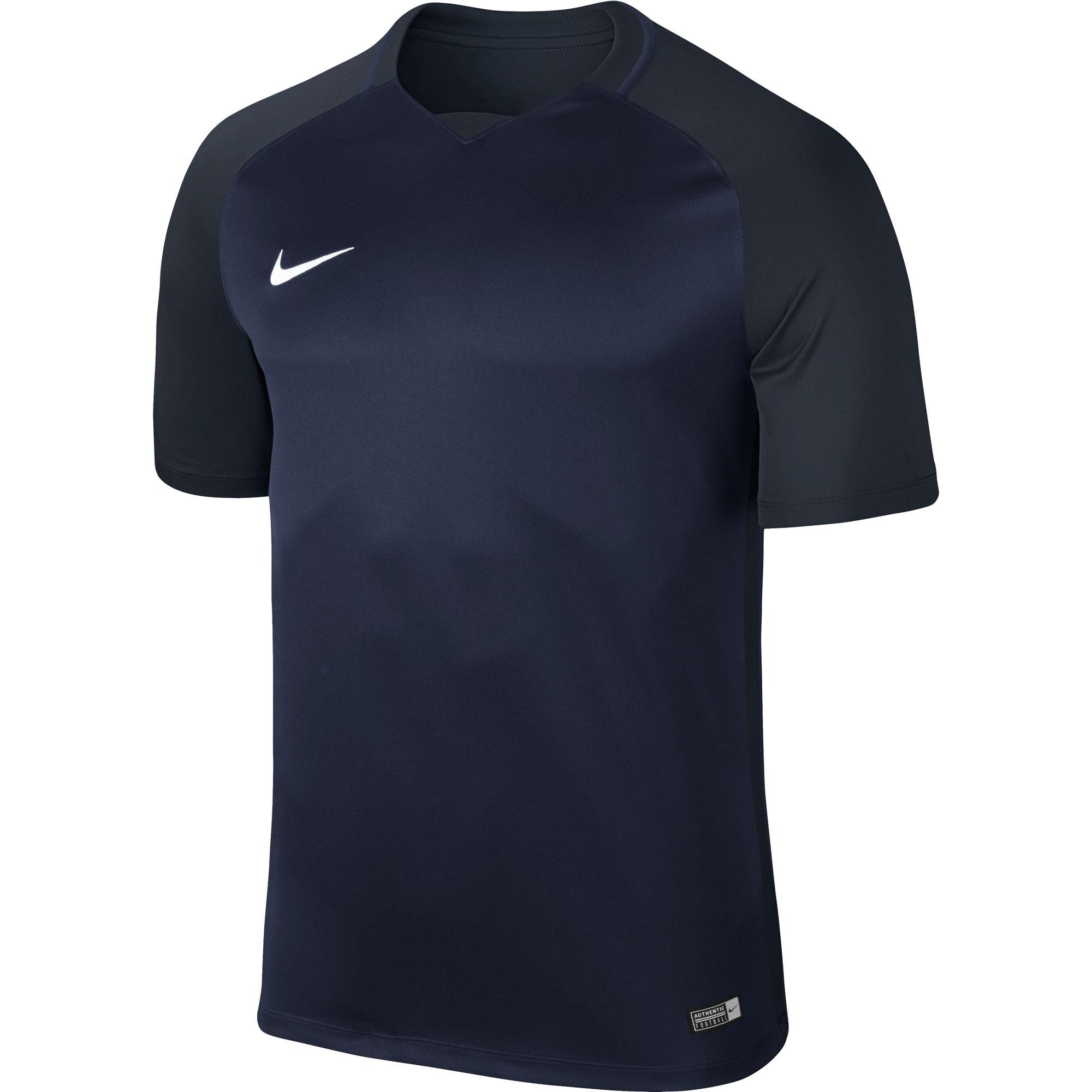 Nike Herren Trikot Team Trophy III Dry Jersey SS 881483-410 S