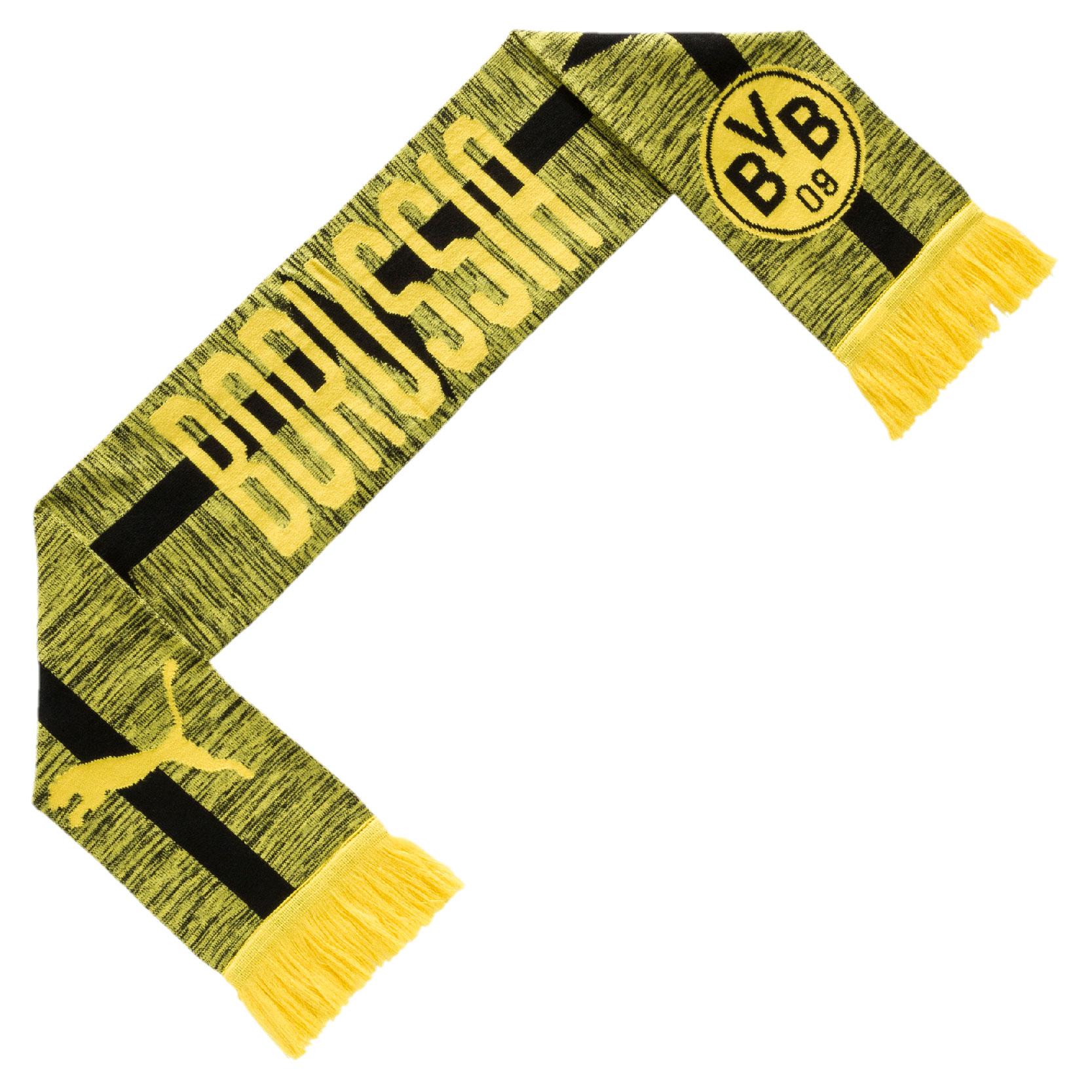 Puma BVB Borussia Dortmund Schal BVB Fan Scarf 053490-01