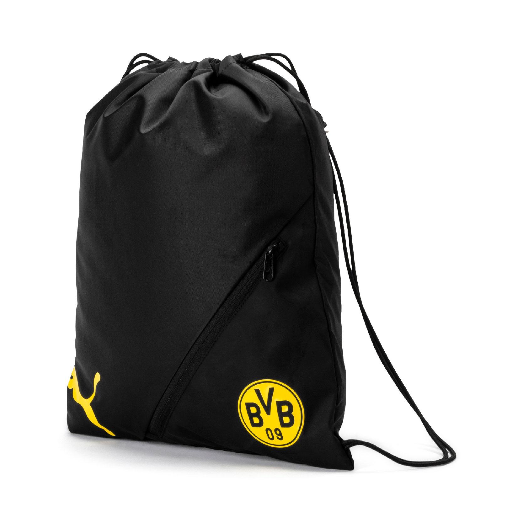 Puma BVB Borussia Dortmund Turnbeutel BVB LIGA Gym Sack 075566-01