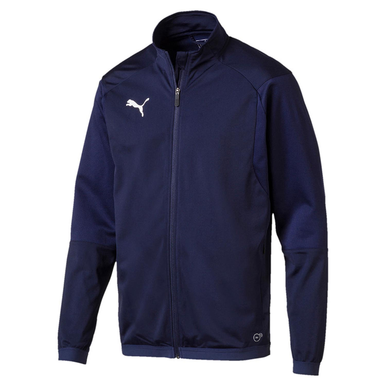 Puma Herren Trainigsjacke Liga Trainig Jacket 655687-06 XL