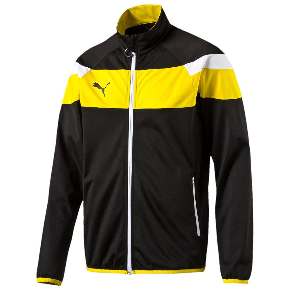 Puma Kinder Trainingsjacke Spirit II Polyester 654658-37 176