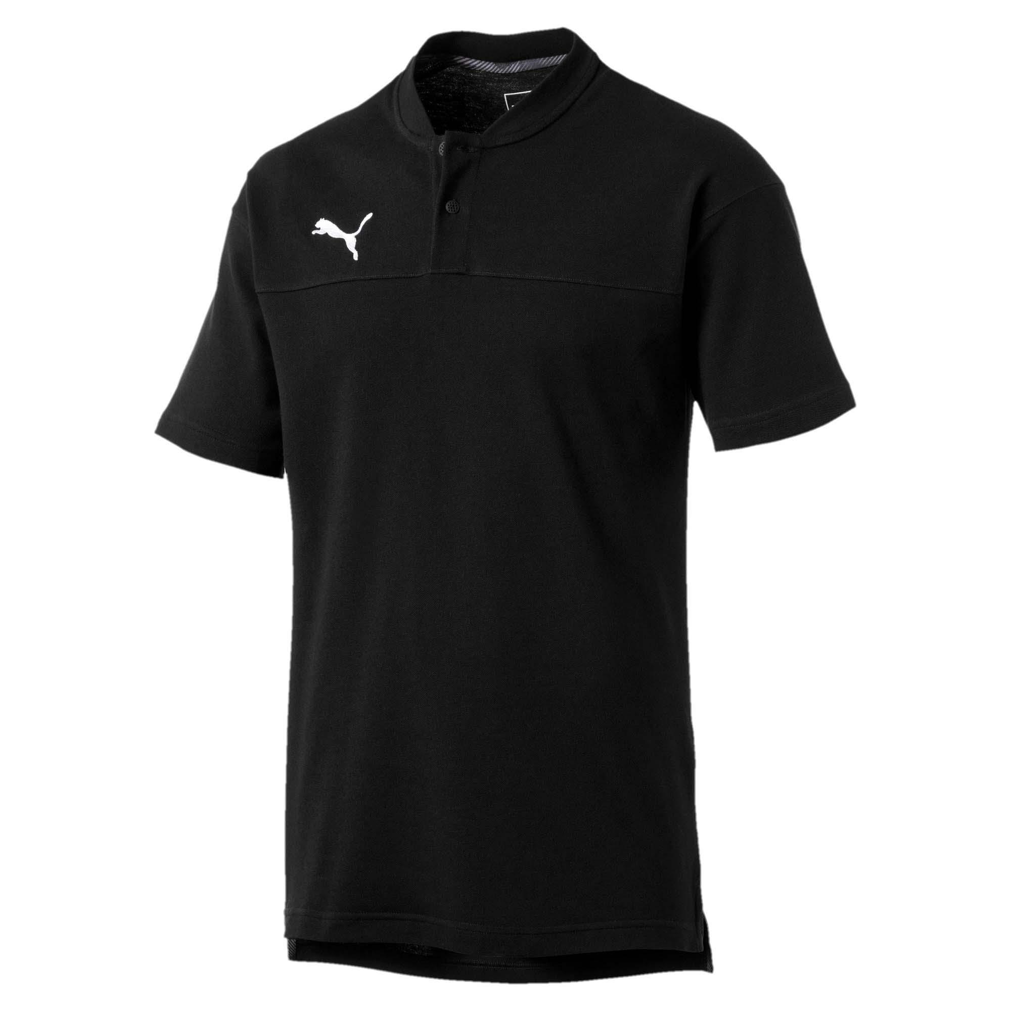 Puma Herren Poloshirt Cup Casual Polo 656036-03 S