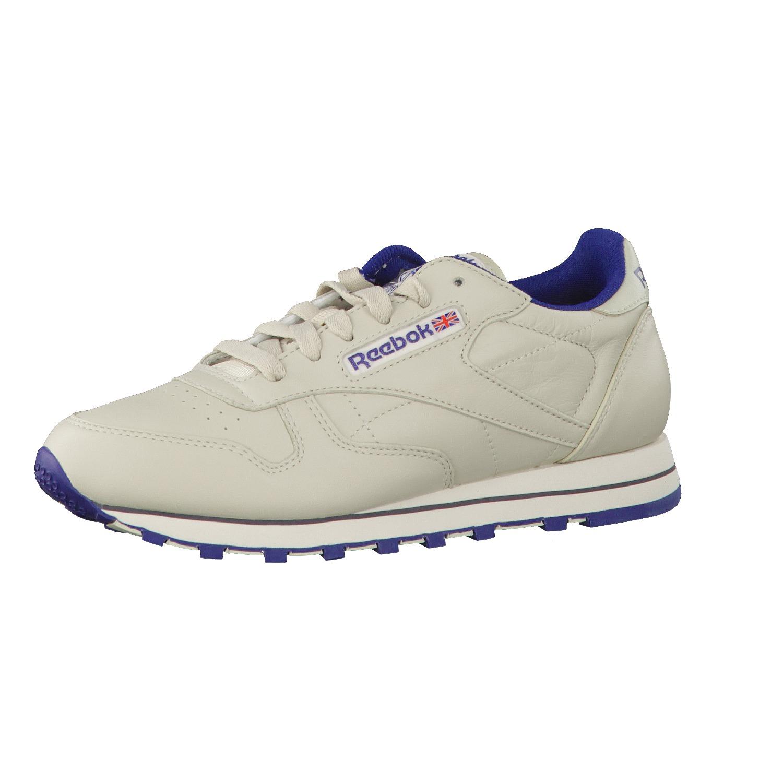Reebok Damen Sneaker Classic Beige 28413 41