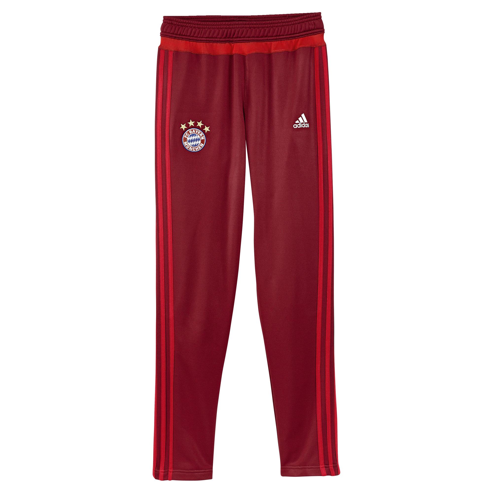 adidas Kinder FC Bayern München Trainingshose S...