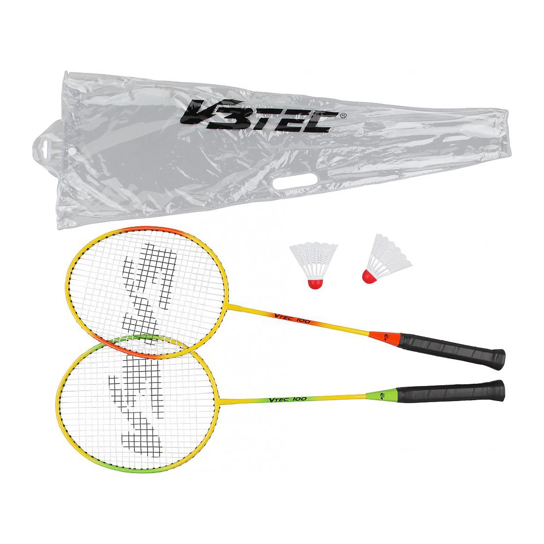 V3TEC Badminton Set 100 125241-9999