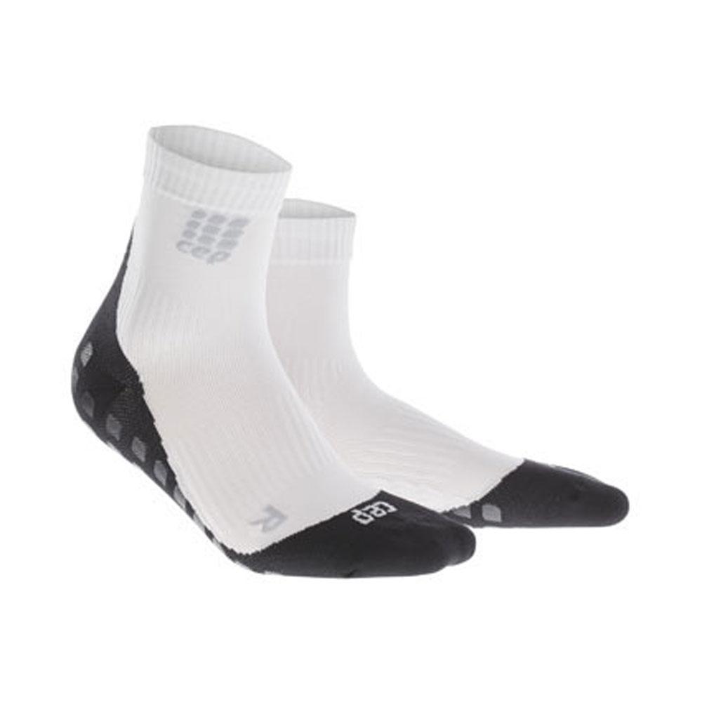 CEP Herren Socken Griptech Compressin Short Socks WP5B07 43-46