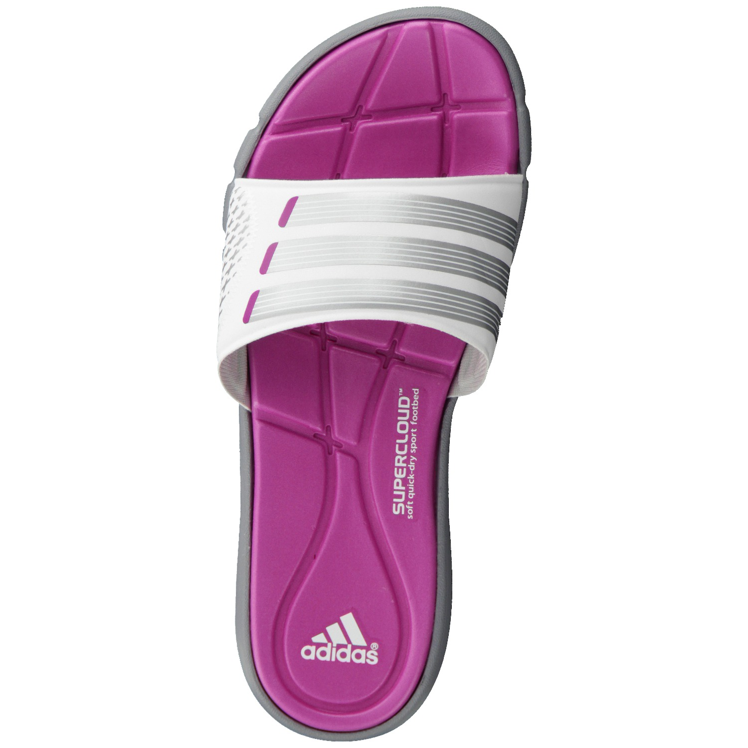 pin pink adidas slides on pinterest. Black Bedroom Furniture Sets. Home Design Ideas